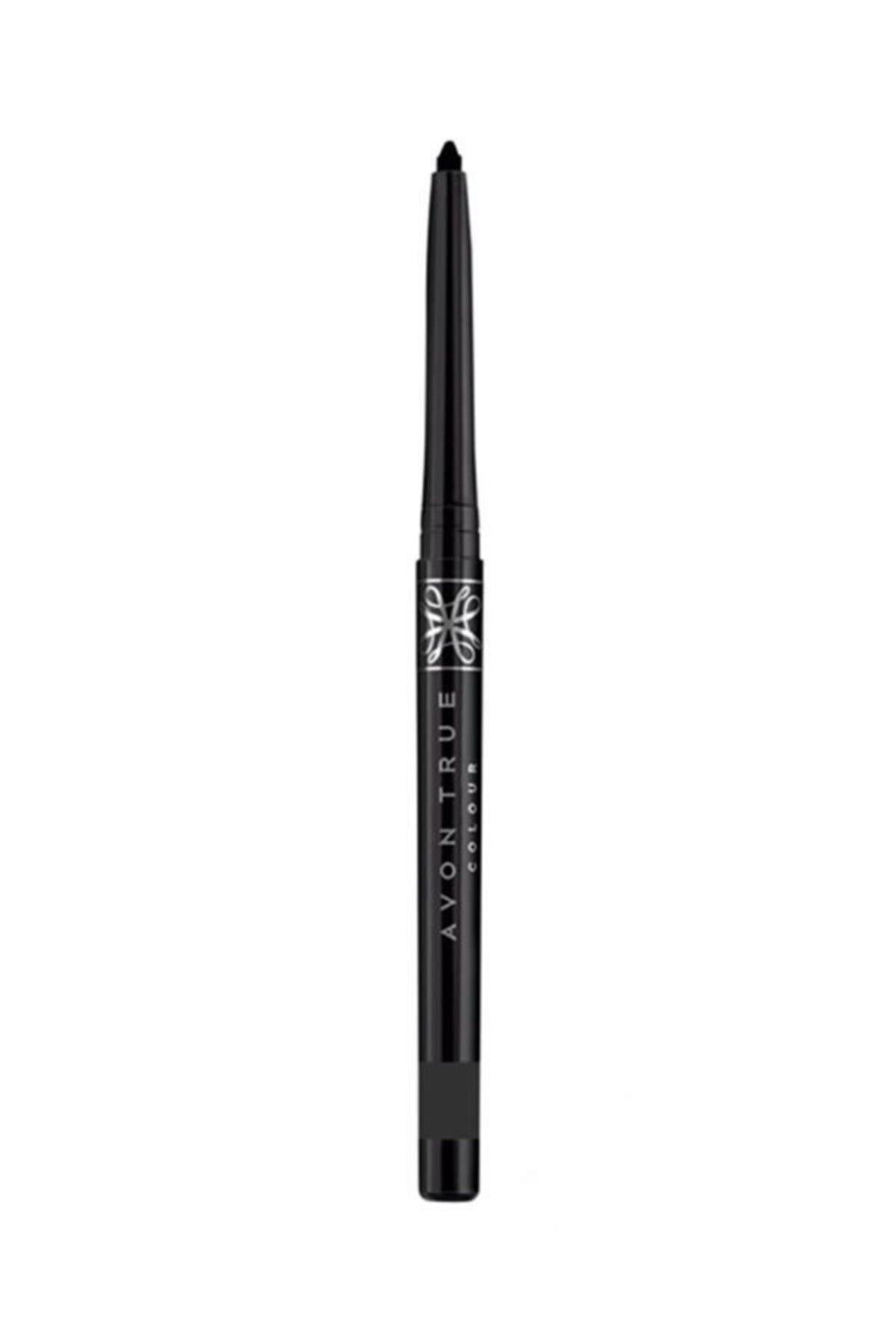 AVON Glimmerstick Asansörlü Göz Kalemi -  Blackest Black 1