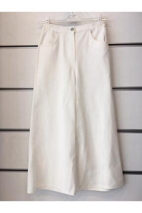 Loreen Kadın Beyaz Pantolon 11004
