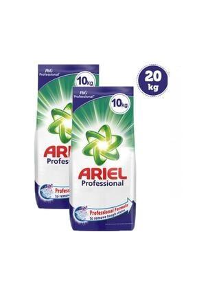 Ariel Professional Toz Matik Çamaşır Deterjanı Toplam 20 kg