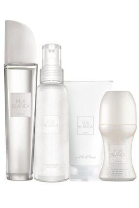 AVON Pur Blanca Edt 50 ml Kadın Parfümü Seti 5050000010979