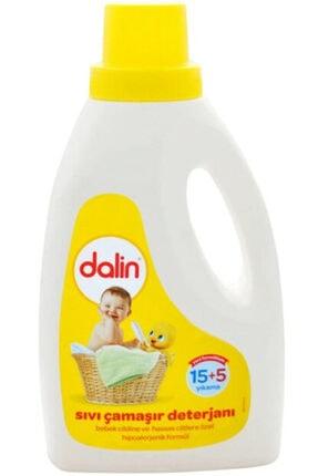 Dalin Sıvı Çamaşır Deterjanı 15+5 Formülüyle 1500 ml