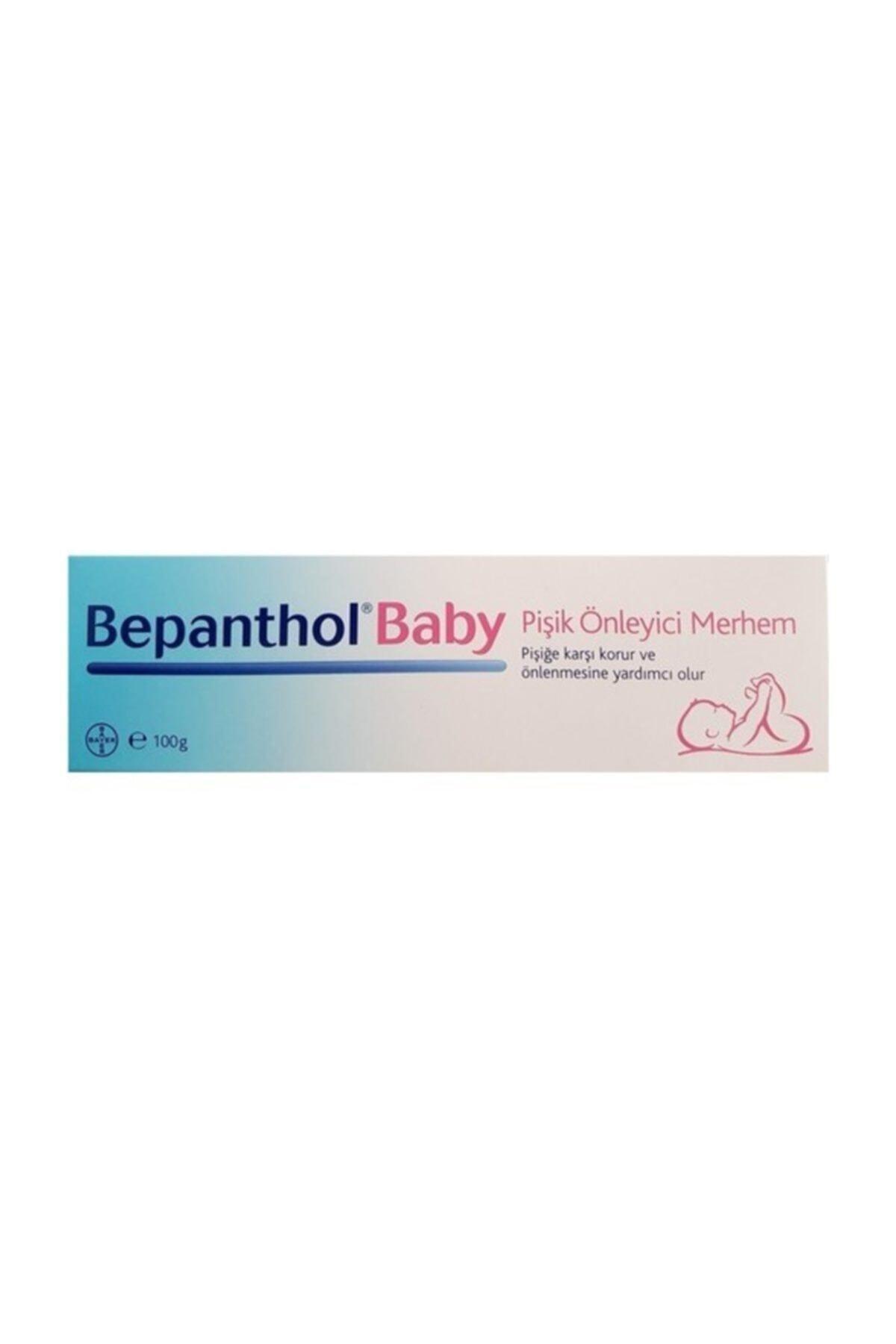 Bepanthol Baby Pişik Önleyici Merhem 100 Gr 1