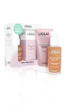 Lierac Phytolastil Çatlak Önlemeye Yardımcı Jel 200 Ml  Serum 75 Ml 5012100283202