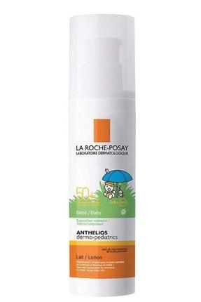 La Roche Posay La Roche-posay Anthelios Dermo Pediatrics Spf50+ Bebe Lotion 50ml | Bebekler Için Güneş Koruyucu