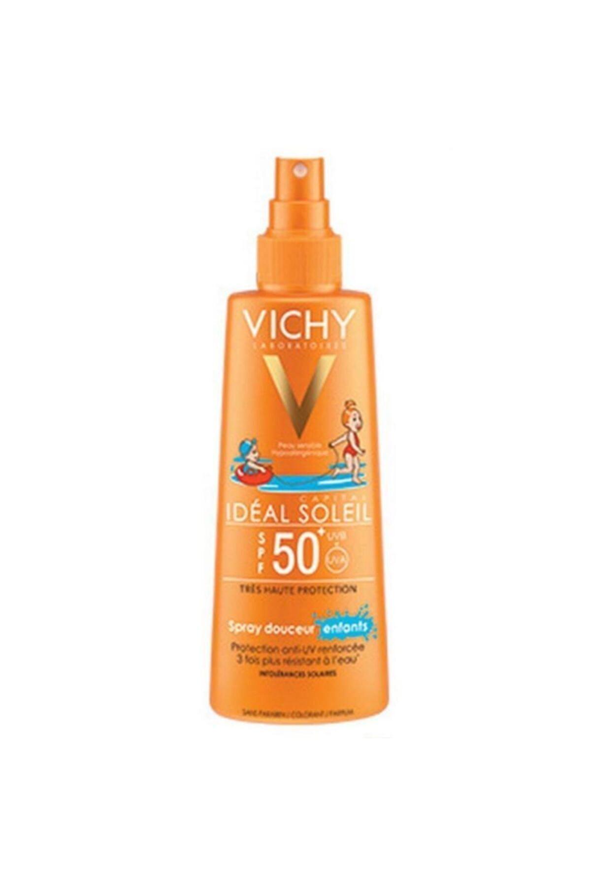Vichy Ideal Soleil Spray Enfants Spf 50+ 200 ml 1