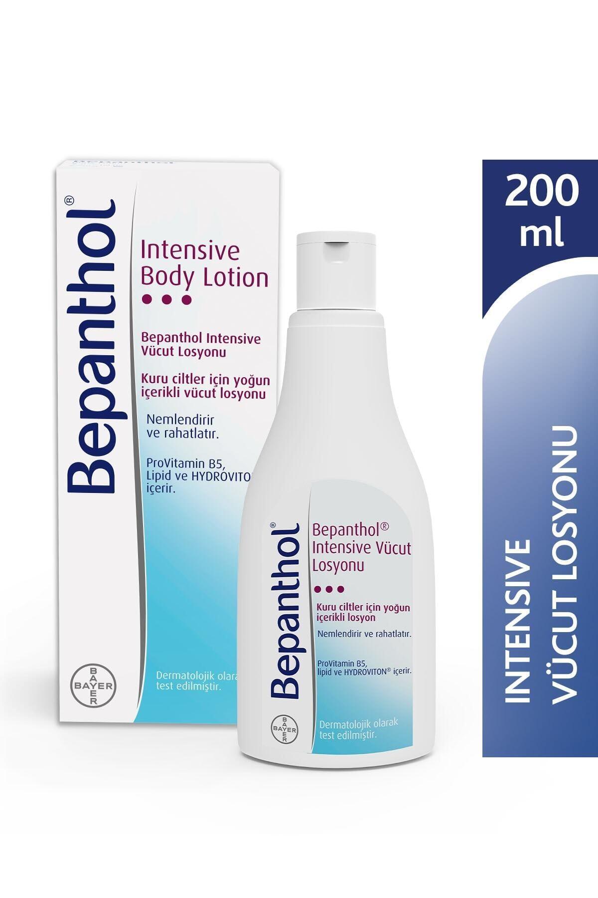 Bepanthol Intensive Vücut Losyonu 200 ml 1