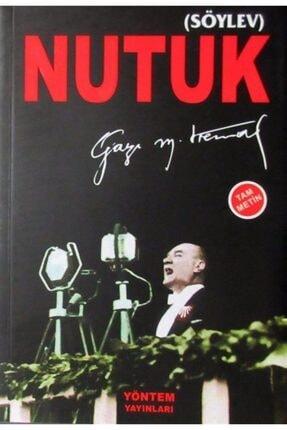 İtalik Yayınevi Nutuk - Mustafa Kemal Atatürk