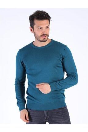 Twister Jeans Erkek Petrol Slım Fıt Bluz Et 3621 (t)