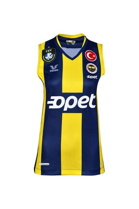 Fenerbahçe Çubuklu Kadın Voleybol Forma FB-0022