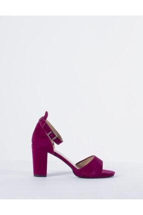 Vision Kadın Fuşya Topuklu Ayakkabı