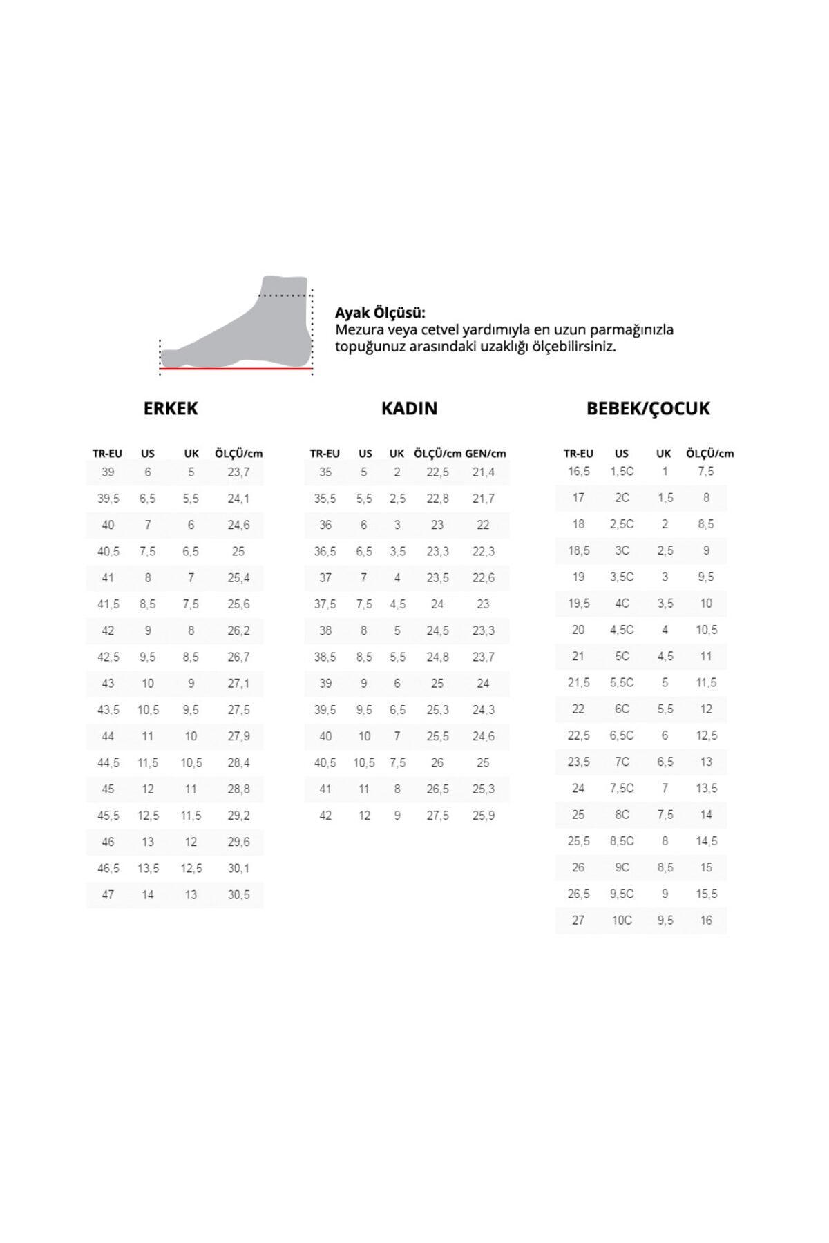 Slazenger Tulıp Koşu & Yürüyüş Kadın Ayakkabı Beyaz 2