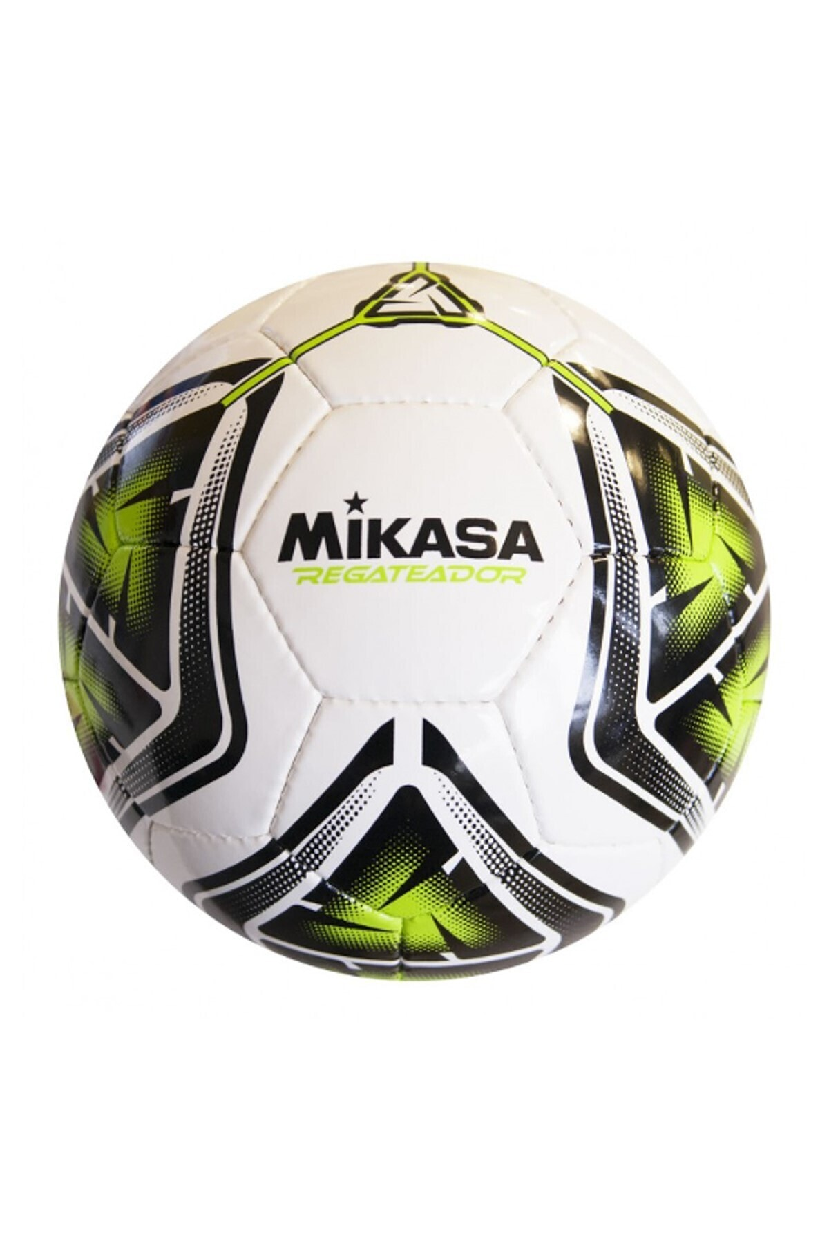 MIKASA Futbol Topu Regateador5-g Beyaz-yeşil - Topftbnnn065 1