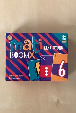 MATİ Boom X - Çarpım Tablosunu Öğreten Oyun