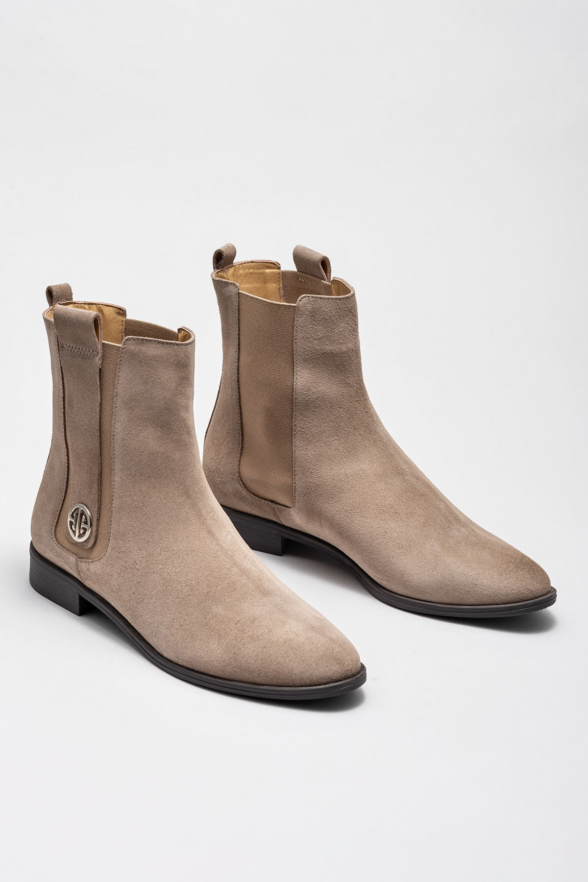 Elle Shoes Kadın Koloma Vızon Bot & Bootie 20KZA02161-88 2