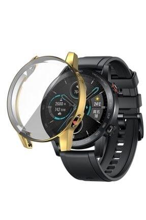 Revix Honor Watch Magic 2 46mm 360 Koruma Ultra Ince Silikon Kılıf