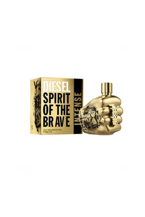 Diesel Spirit Of The Brave Intense Edp 125 ml Erkek Parfüm 3614272987135