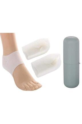 Transformacion 2 Cm Boy Yükseltici Topuk Çorabı Saklama Kutulu