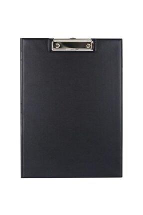 Notpa A4 Kapaklı Sekreterlik Siyah Renkli Tabla