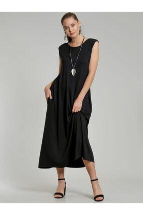 Chiccy Kadın Gizli Cepli Uzun Elbise C10160000EL98007