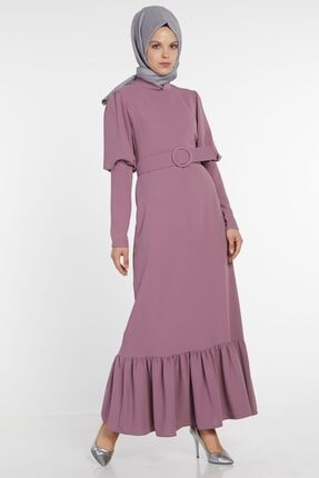 Loreen Kadın Pembe Elbise 22123-42