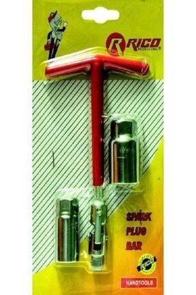 Rico 007-rc5222 Mafsallı Buji Anahtarı 16mm Ve 21mm