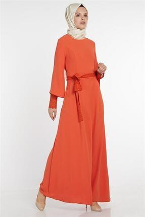 Loreen Kadın Kiremit Elbise Loreen-22107