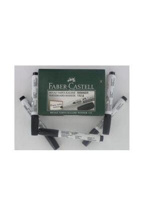 Faber Castell Siyah Tahta Kalemi 12'li