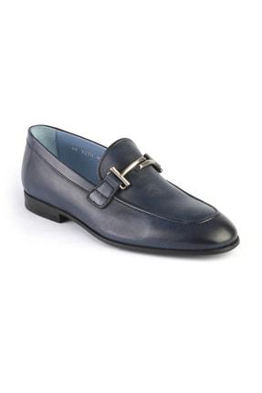 Libero Erkek Lacivert Loafer Ayakkabı