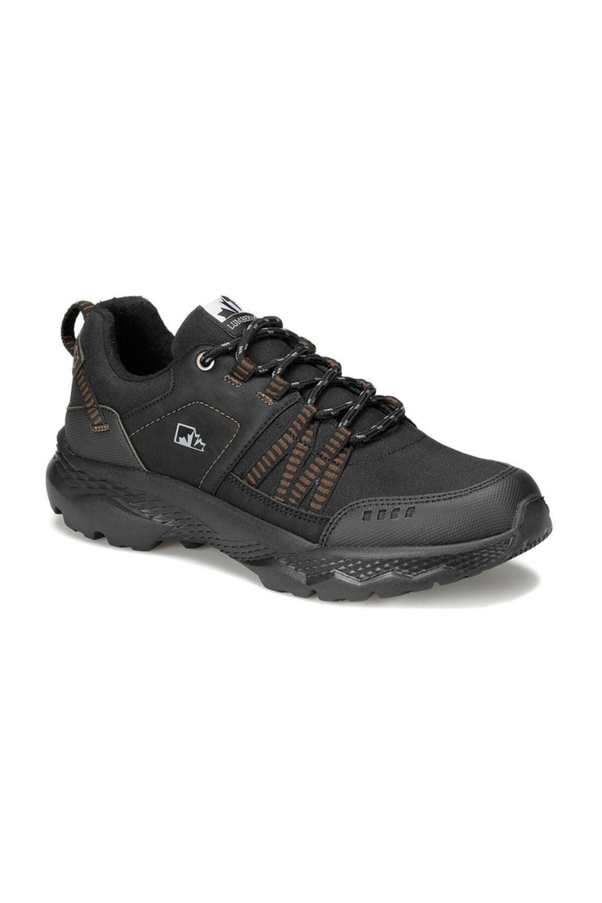 lumberjack Siyah Erkek Outdoor Ayakkabı 1