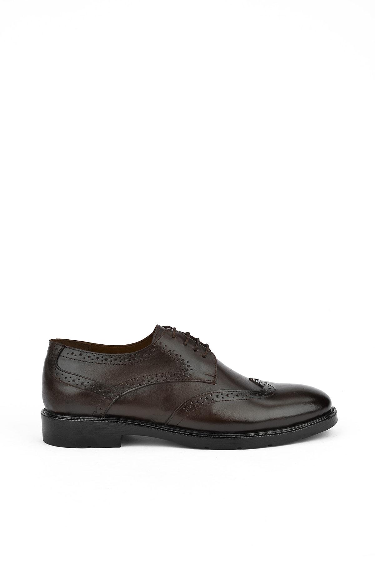 Ziya KAHVE Erkek Klasik Ayakkabı 103415 599261