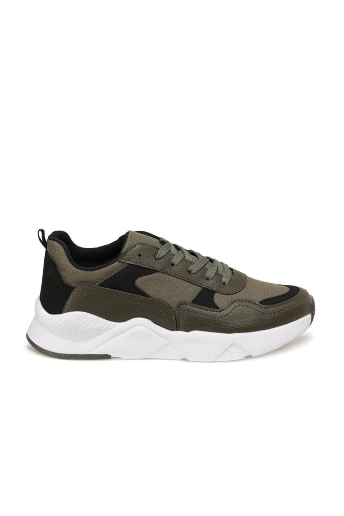 Torex DENVER Haki Erkek Sneaker Ayakkabı 100577240 2