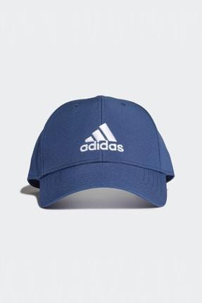 adidas BBALLCAP LT EMB Lacivert Erkek Şapka 101117893