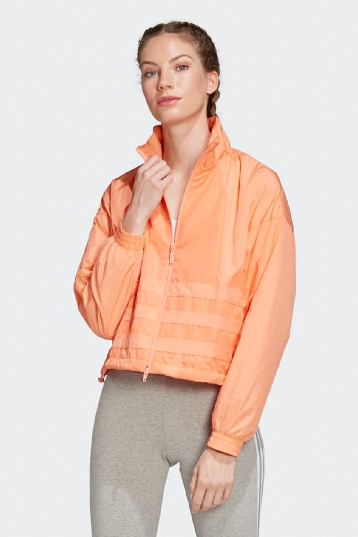 adidas Kadın Spor Sweatshirt - Lrg Logo Tt - FM2582 1