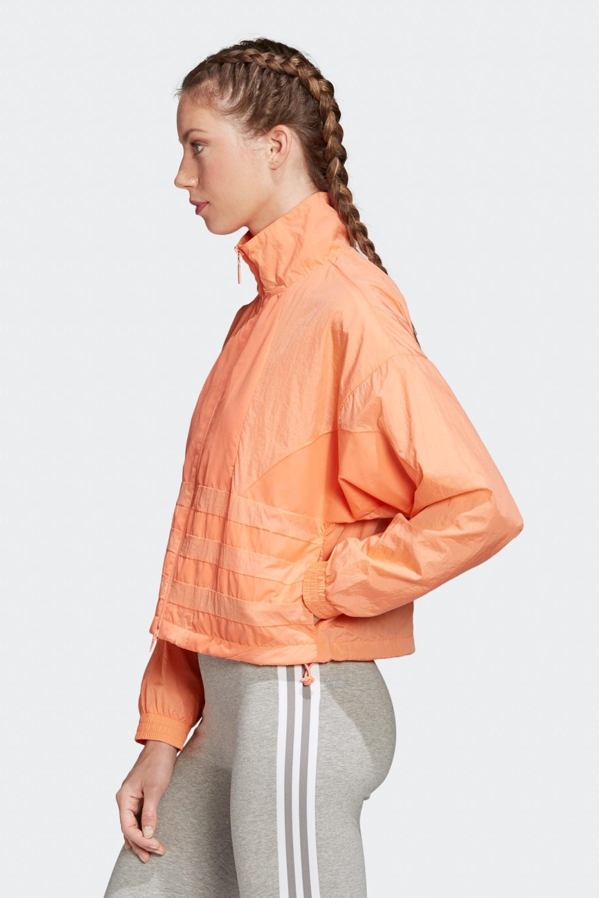 adidas Kadın Spor Sweatshirt - Lrg Logo Tt - FM2582 2