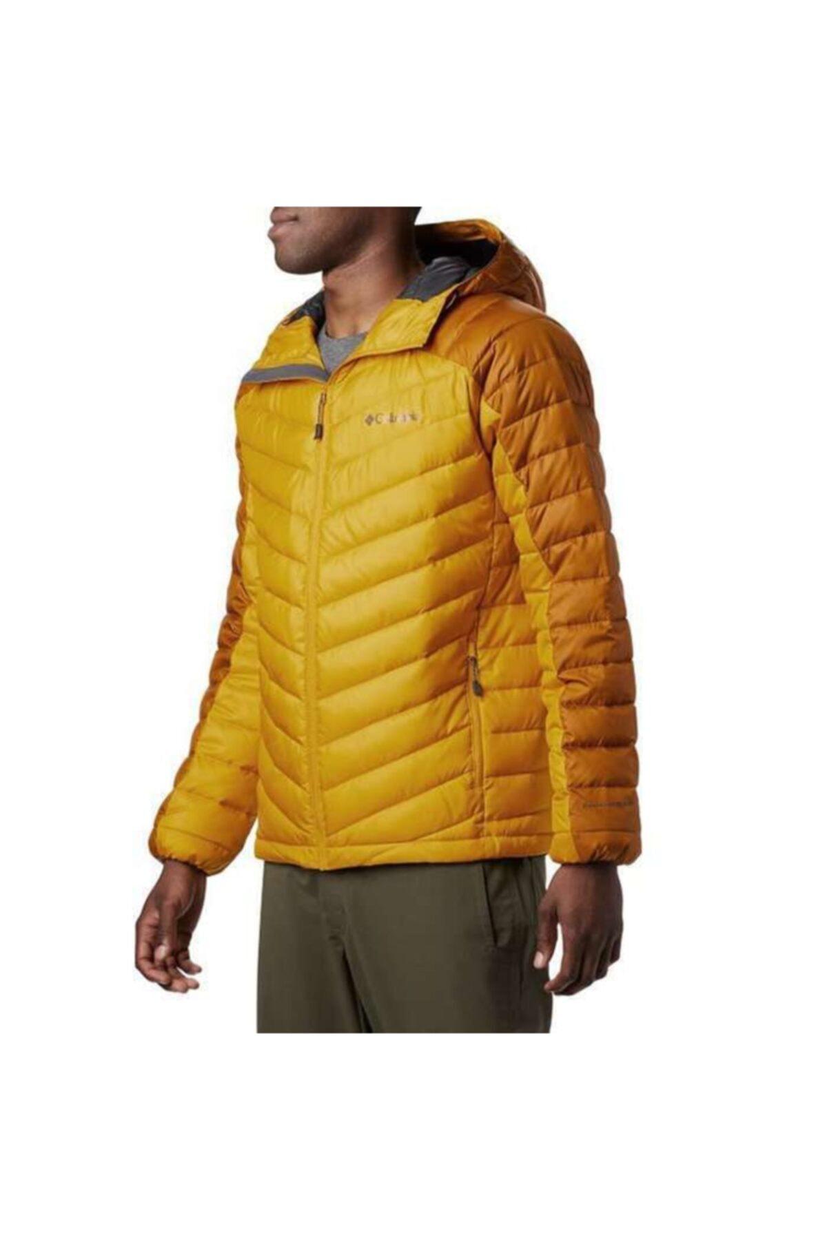 Columbia Erkek Sarı Horızon Explorer Mont 1803931-705 1