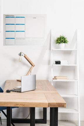 Evbuya Haftalık Planlayıcı Akıllı Kağıt (silgili Kalem Hediye)