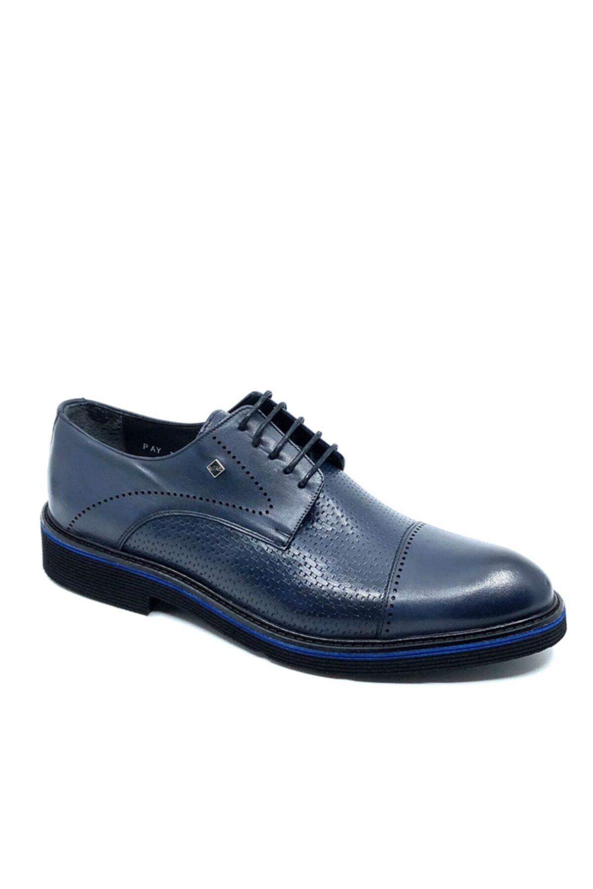 Fosco Mavi Günlük Erkek Ayakkabı 1060 158 1