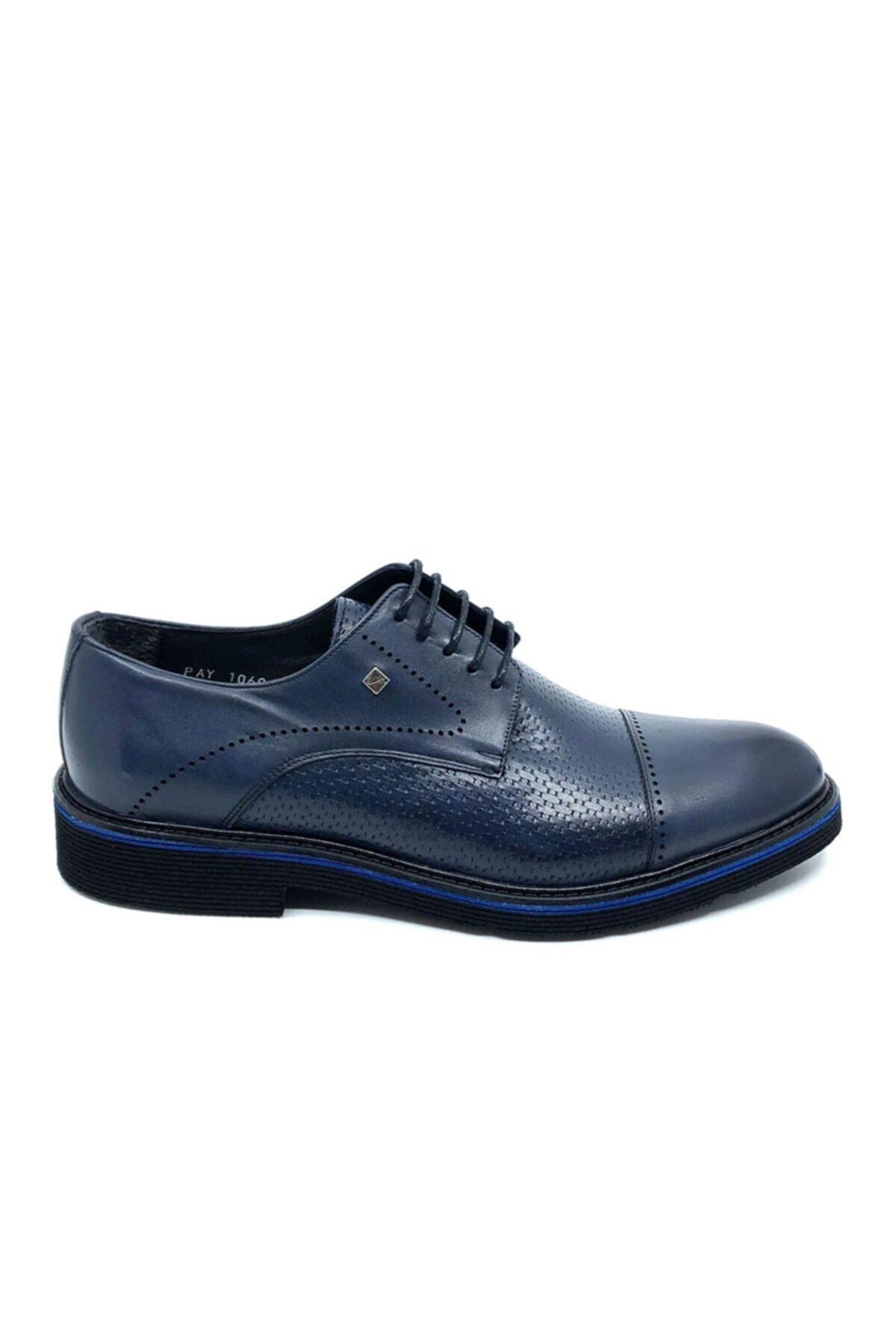 Fosco Mavi Günlük Erkek Ayakkabı 1060 158 2