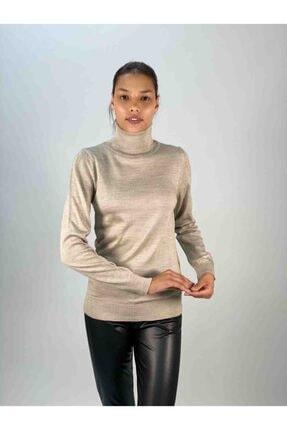 Miss Poem Kadın Taş Triko Kazak