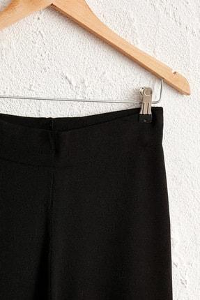 LC Waikiki Kadın Yeni Siyah Pantolon 0WI334Z8