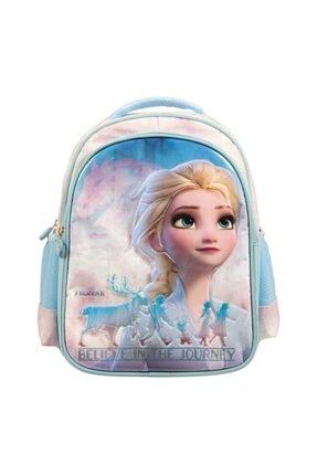 Frozen Kız Çocuk İlkokul Çantası