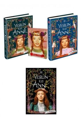 Ephesus Yayınları Yeşilin Kızı Anne 3 Kitap Takım