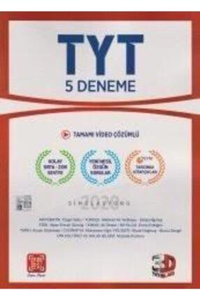 Çözüm Yayınları Tyt 5 Deneme Tamamı Video Çözümlü