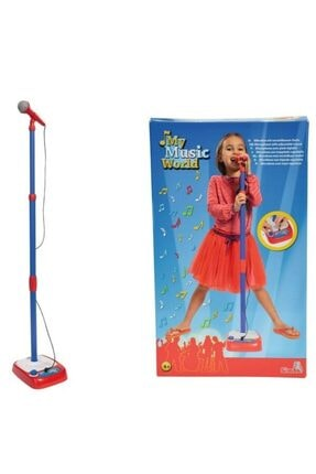 Simba My Music World Ayaklı Mikrofon