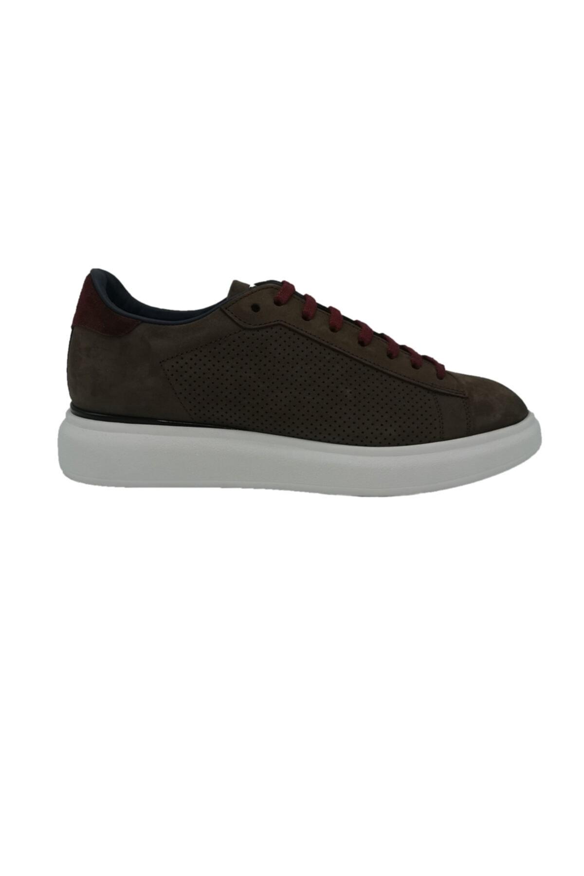 ALBERTO GUARDIANI Erkek Kahverengi Ayakkabı 1
