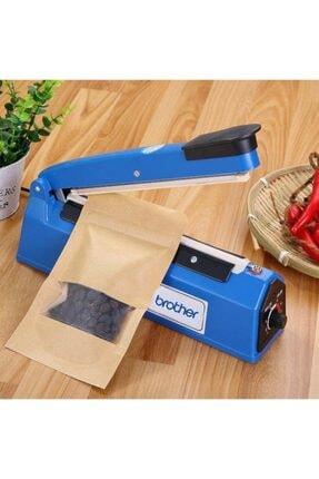 Brother 40 Cm Metal Gövde Poşet Ağzı Kapama Yapıştırma Makinesi +hediye Tel Teflon