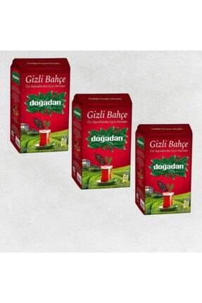 Doğadan Gizli Bahçe 1000 Gr Dökme Siyah Çay X 3 Adet
