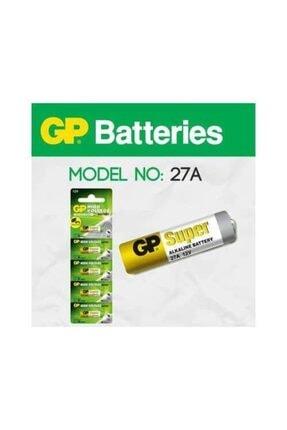 GP 27a 12v Garaj Kumandası Pili Kepenk Bariyer Kumanda Pili 5 Adet Fiyatı Aynı Gün Ücretsiz Kargo