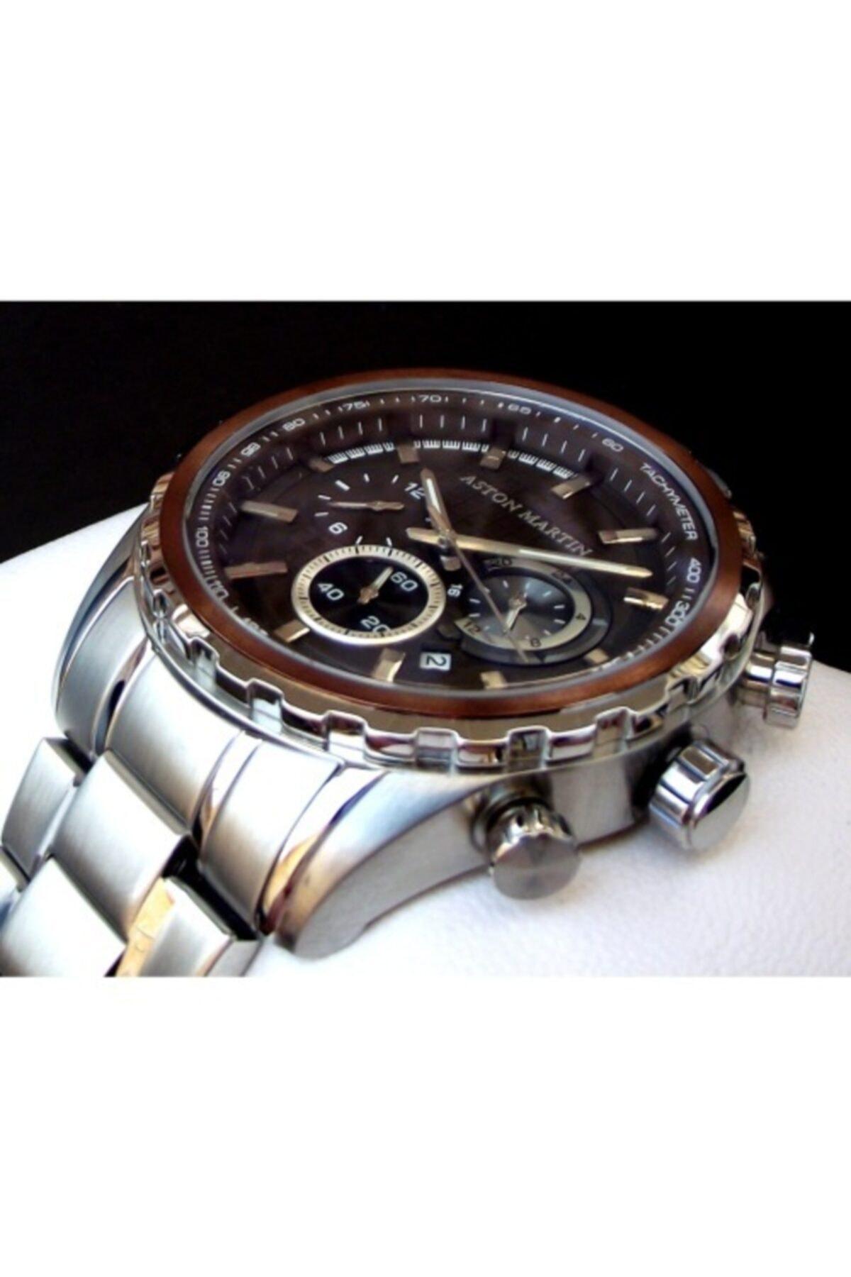 Aston Martin As404-27 Kronometreli Erkek Kol Saati 2