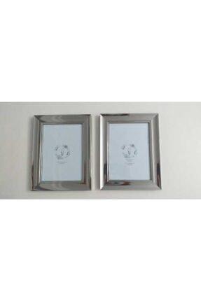marmara sanat 15*21 Ebatlarında 3 Cm Kalınlığında,camlı,2li Set Halinde Resim Çerçevesi